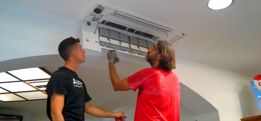 manutenzione-aria-condizionata
